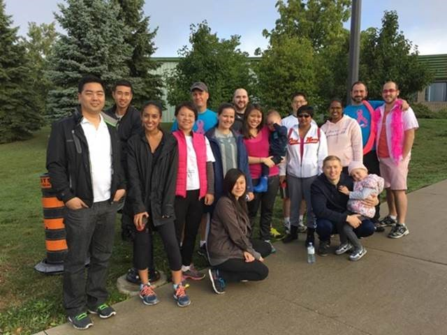 CIBC Run for the Cure Toronto 2016