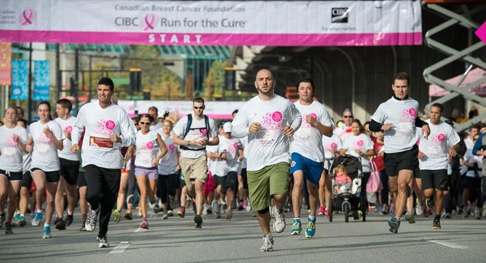 Toronto CIBC Run for the Cure