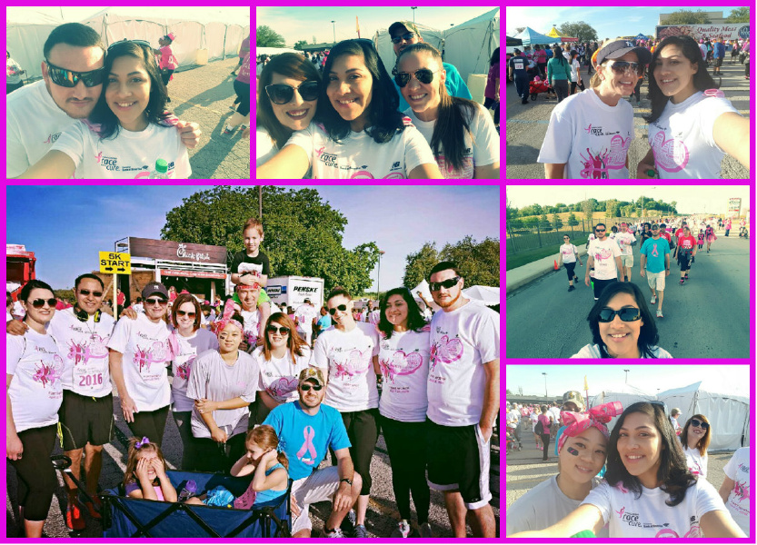 Fort Worth Race for the Cure 2016