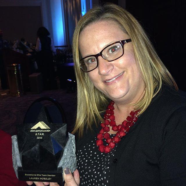 Atlanta Apartment Association STAR Award