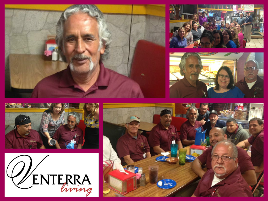 Luis' Retirement Celebration