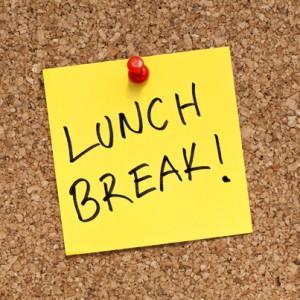 Lunch Break - GD