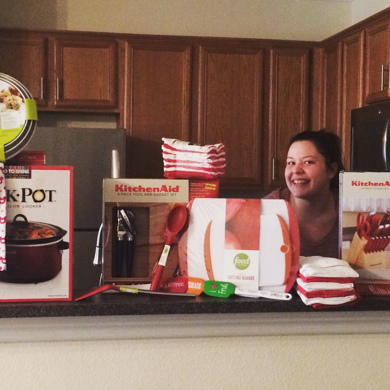 michelle's kitchen surprise