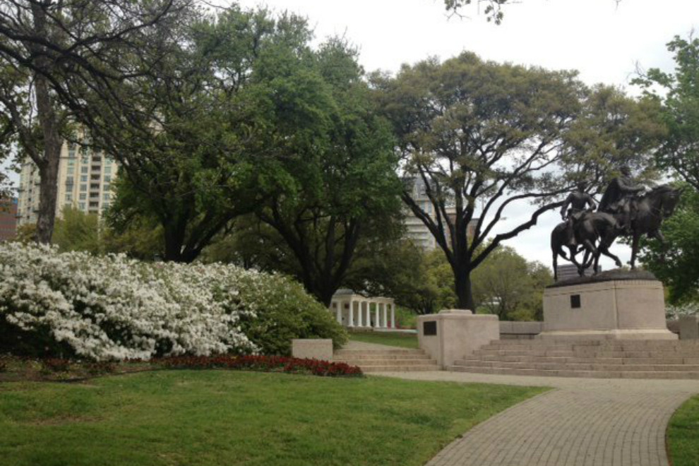 Oak Lawn Lee Park & Arlington Hall Conservancy - hiring in the oak lawn area