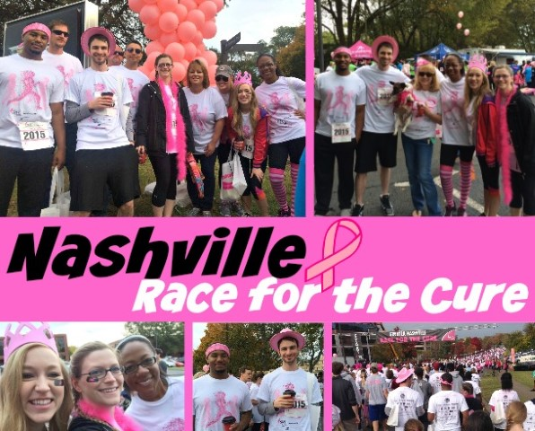 2015 Nashville Race for the Cure