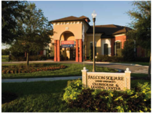 Falcon Square Apartments in Orlando
