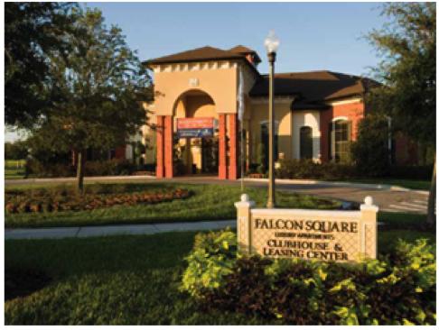Falcon Square Apartments in Orlando