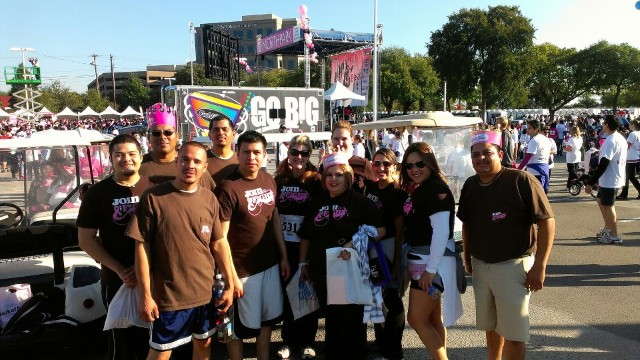 Dallas Race for the Cure!