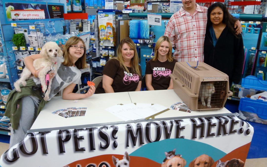 Venterra Love's Pets!