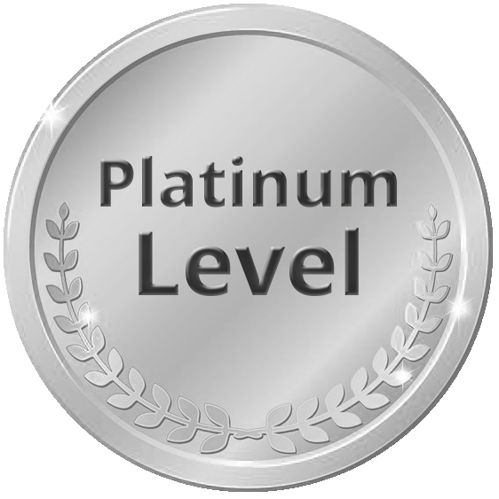 We've Gone Platinum Again!