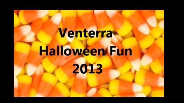 Venterra Halloween Fun!