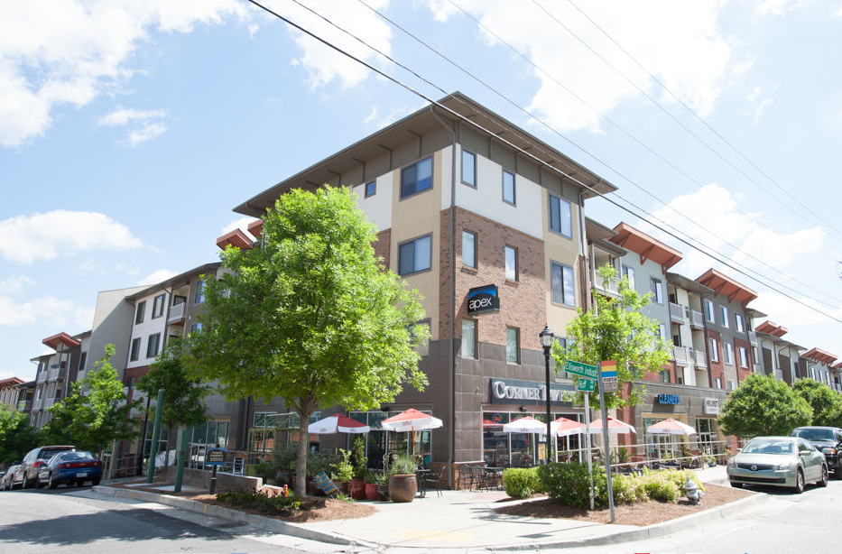 Venterra acquires a property in West Midtown Atlanta!
