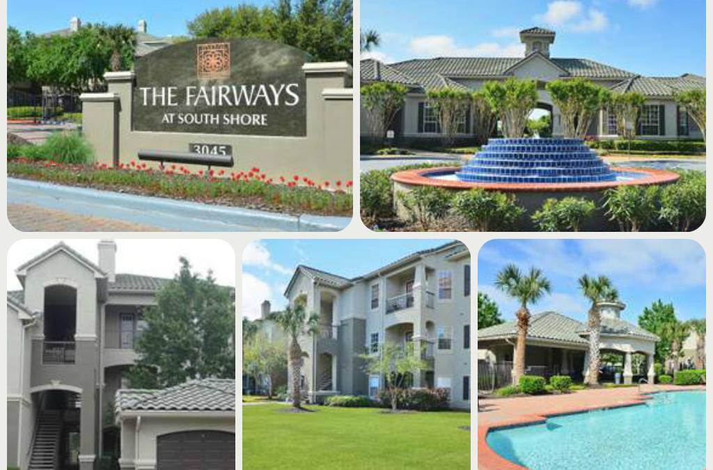 Venterra acquires Fairways at South Shore Apartments in League City, Texas!