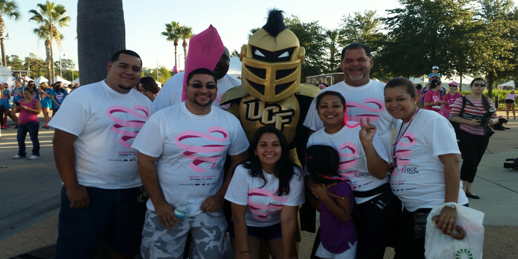 2014 Orlando and Tampa Race for the Cure!