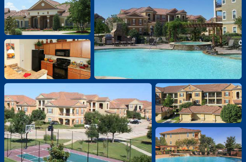 Venterra Acquires Belterra Apartments in Ft. Worth, Texas!