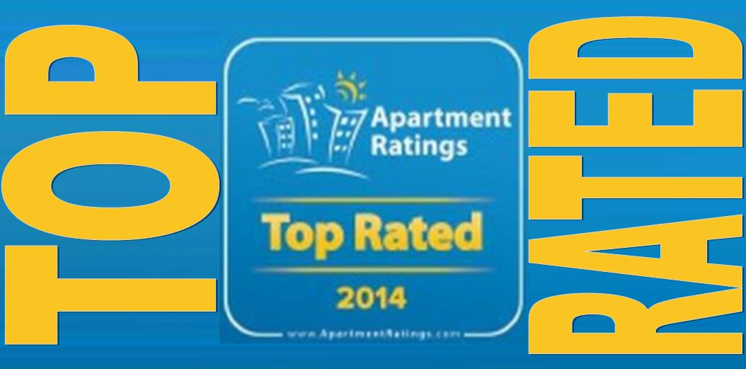 "2014: Another ""Top Rated"" Year for Venterra!"