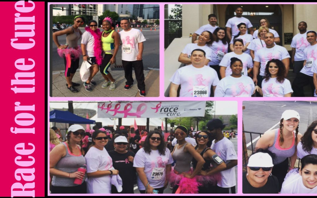 2015 Atlanta Race for the Cure!