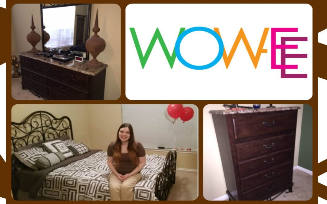 Hayley Gets WoW-EEd!
