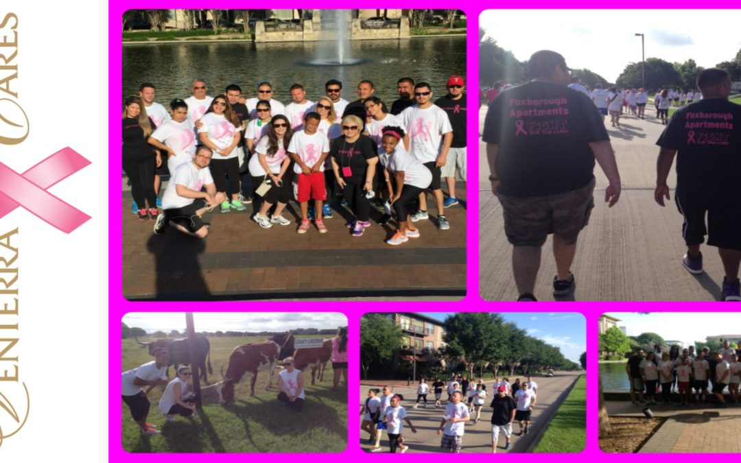 2015 Plano Race for the Cure!