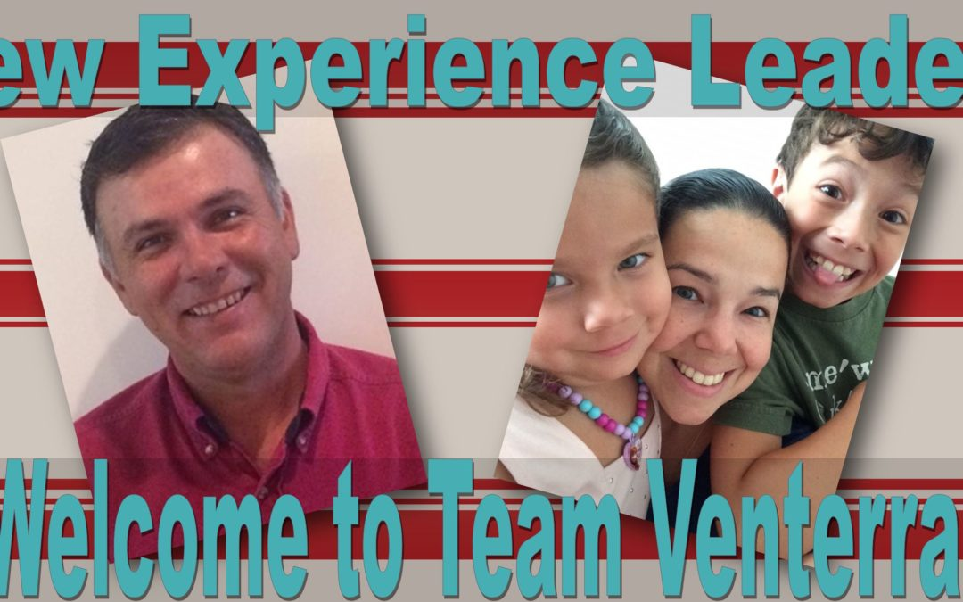 Our Newest Experience Leaders!