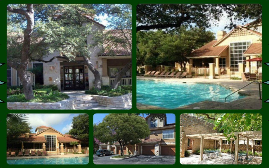 Venterra Acquires Ventana Apartments in San Antonio, TX!
