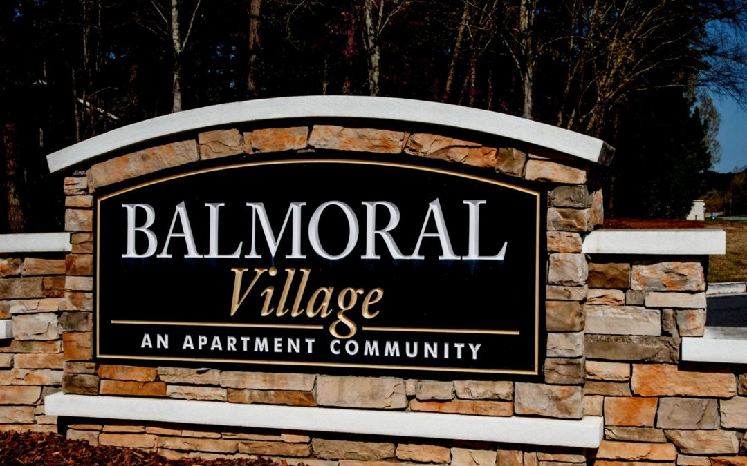 Venterra Acquires Balmoral Village Apartments in Peachtree City, GA!