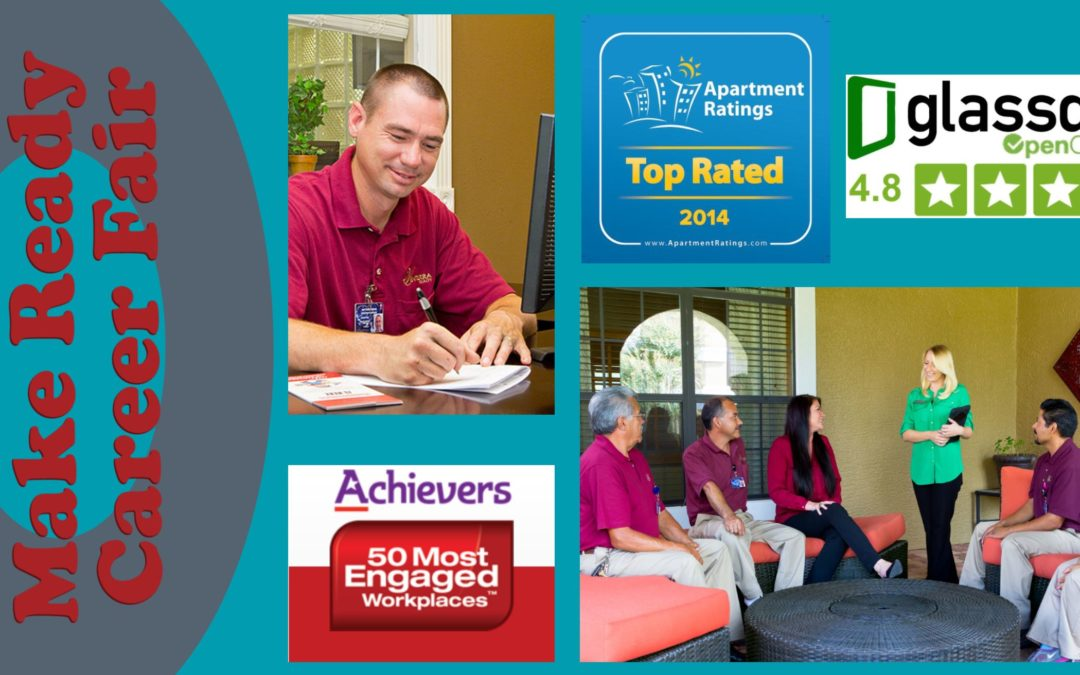 Visit our San Antonio Make Ready Career Fair on Oct. 27th!