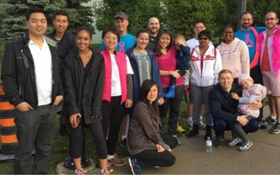 CIBC Run for the Cure Toronto 2016