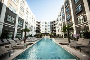 dallas apartment career fairs