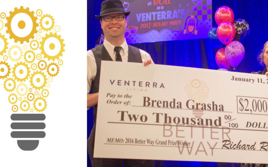Brenda Grasha: Our 2016 Better Way Winner