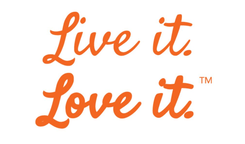 Live it. Love it. Guarantee.