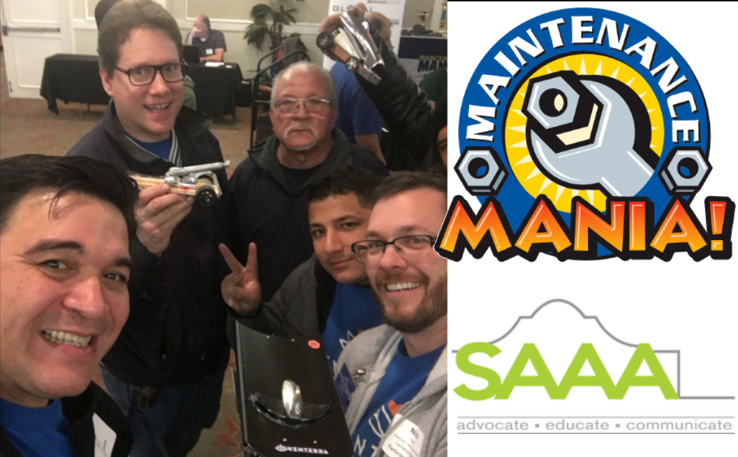 San Antonio Maintenance Mania 2018