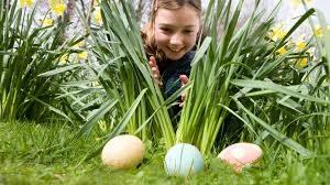easter egg hunt kid
