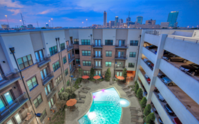 Top Rated in 2018 by ApartmentRatings.com!