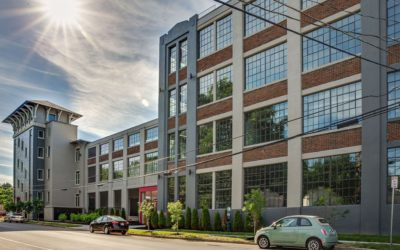 Bradford Mills Lofts Acquired by Venterra