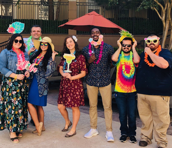 Tropical Fun Friday 2019