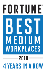 fortune best medium workplaces 4 years in a row - Orlando Maintenance Career Fair