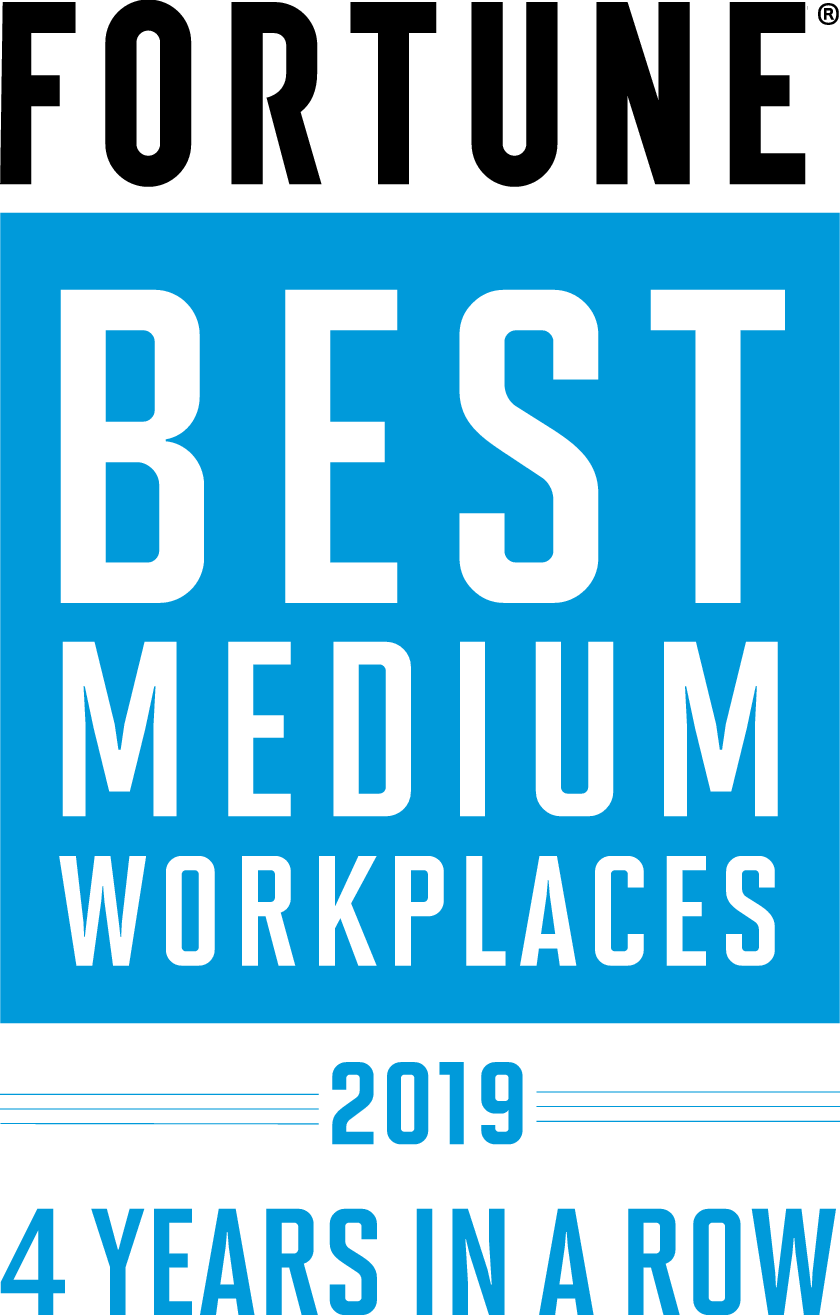 Fortune Best Medium Workplaces - Great Place to Work Certified