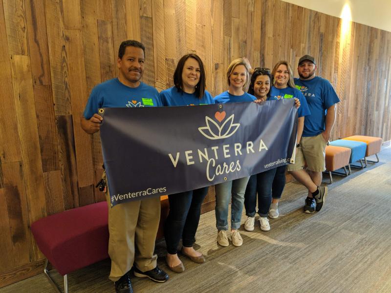 The Venterra Cares Program in 2019