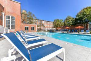 canton mill lofts pool