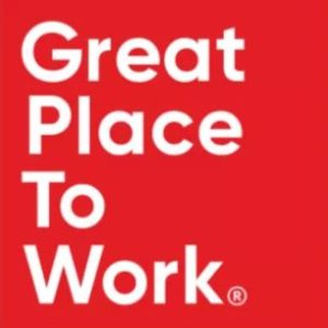 great place to work logo - best workplaces in Texas 2020 TX