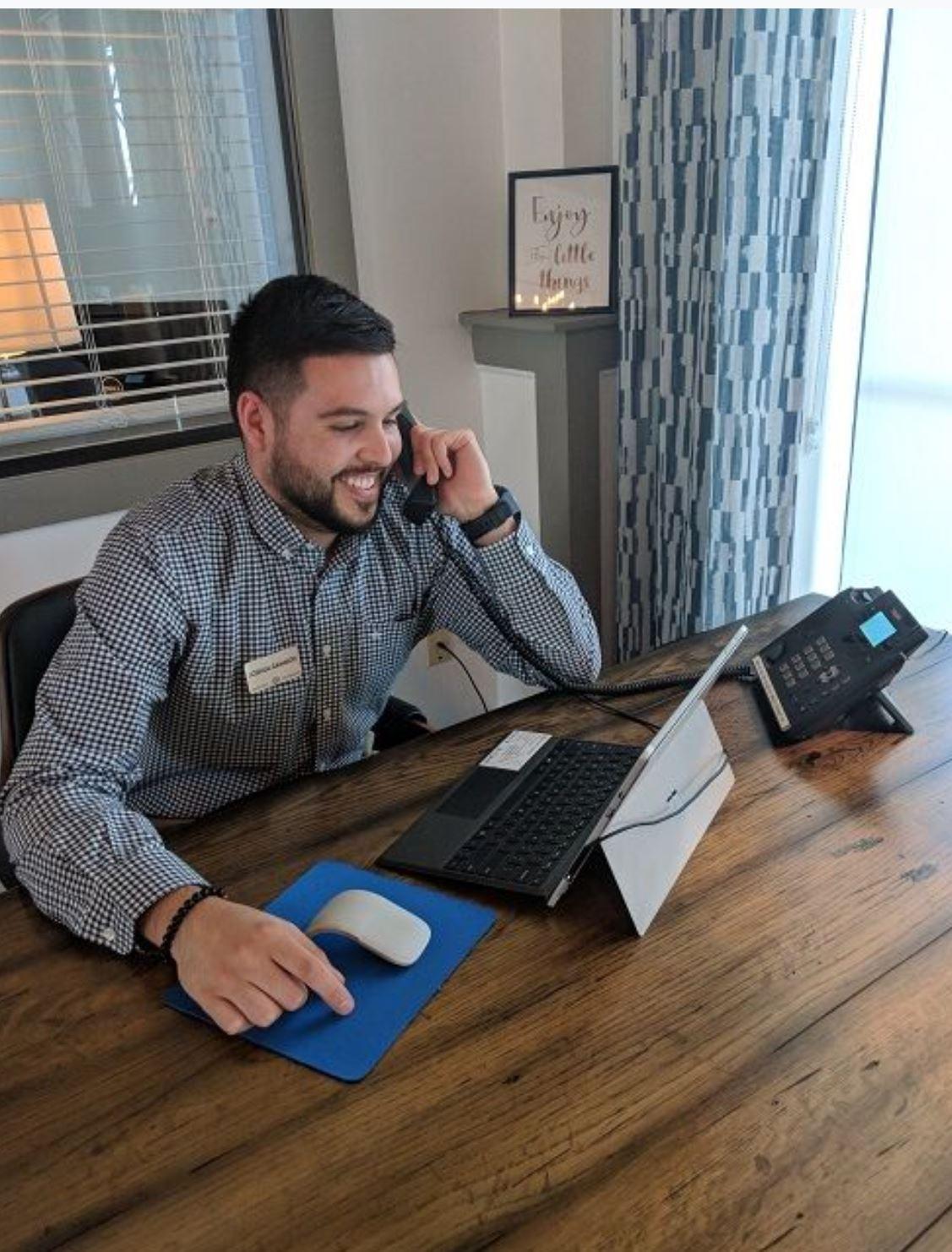 still hiring covid desk leasing