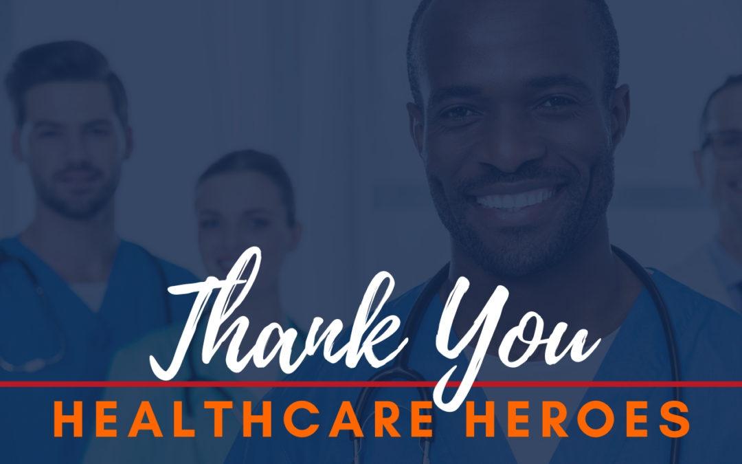 Honoring Venterra's Healthcare Heroes