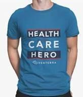 healthcare heroes - tee front