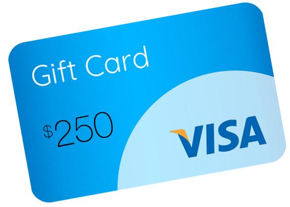 $250 VISA eGift Card - Venterra Employee Referral Program