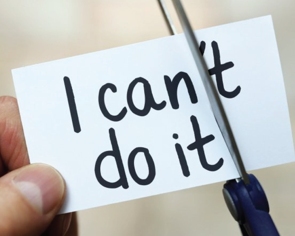 I can do it - Dealing With Change