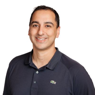 photo of male employee named Allen