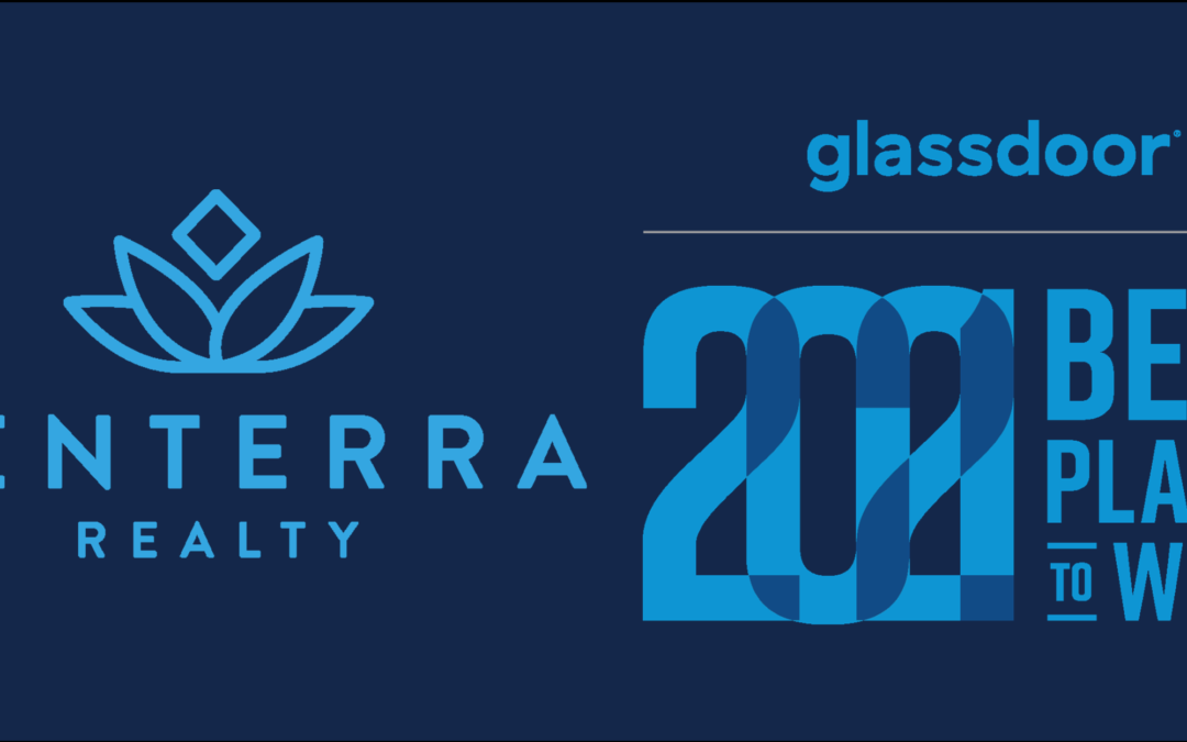 Venterra Named a Glassdoor 2021 Best Places to Work Winner